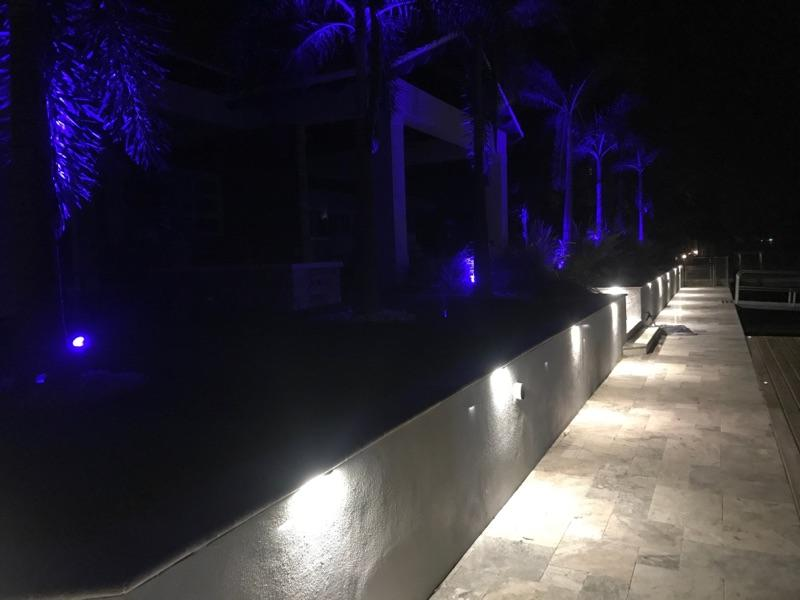 landscape lighting new port richey