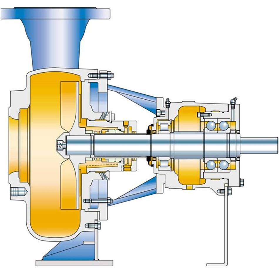 Bayonet Point Centrifugal Pump