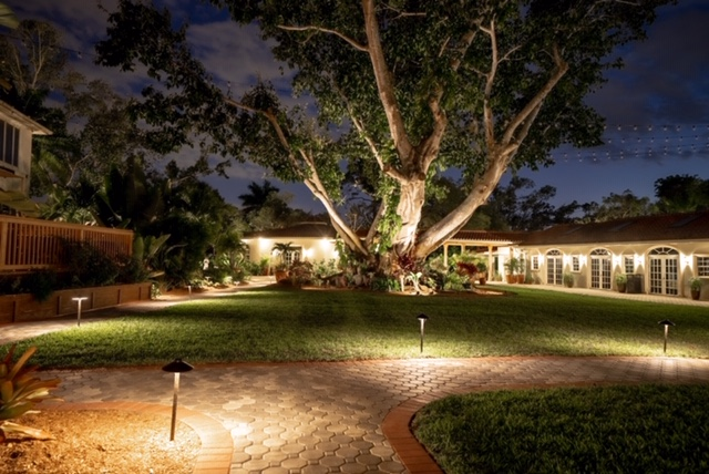 Now Is the Time to Add Security Landscape Lighting to Your Home