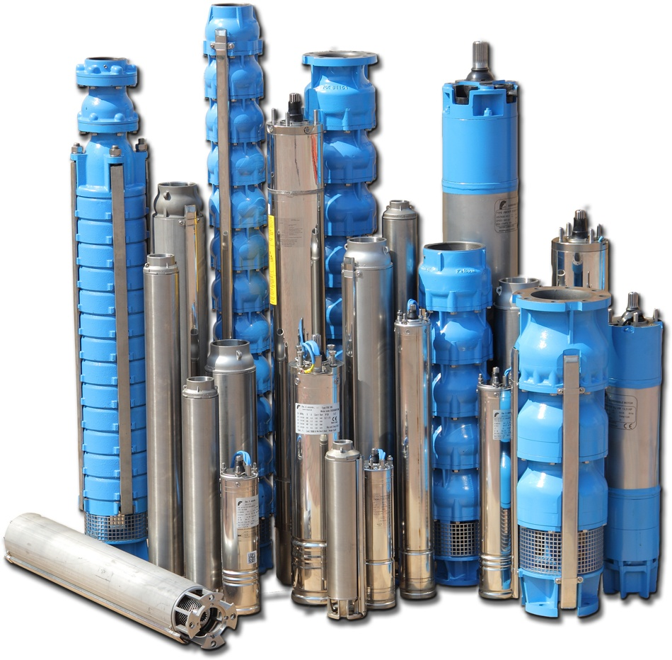 Feather Sound Submersible Pump