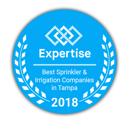 Best Sprinkler & Irrigation Company in Tampa 2018