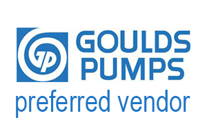 Goulds pumps preferred vendor