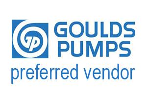 Goulds pumps preferred vendor