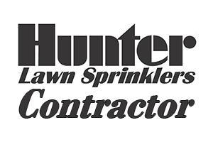 Hunter Lawn Sprinklers Contractor